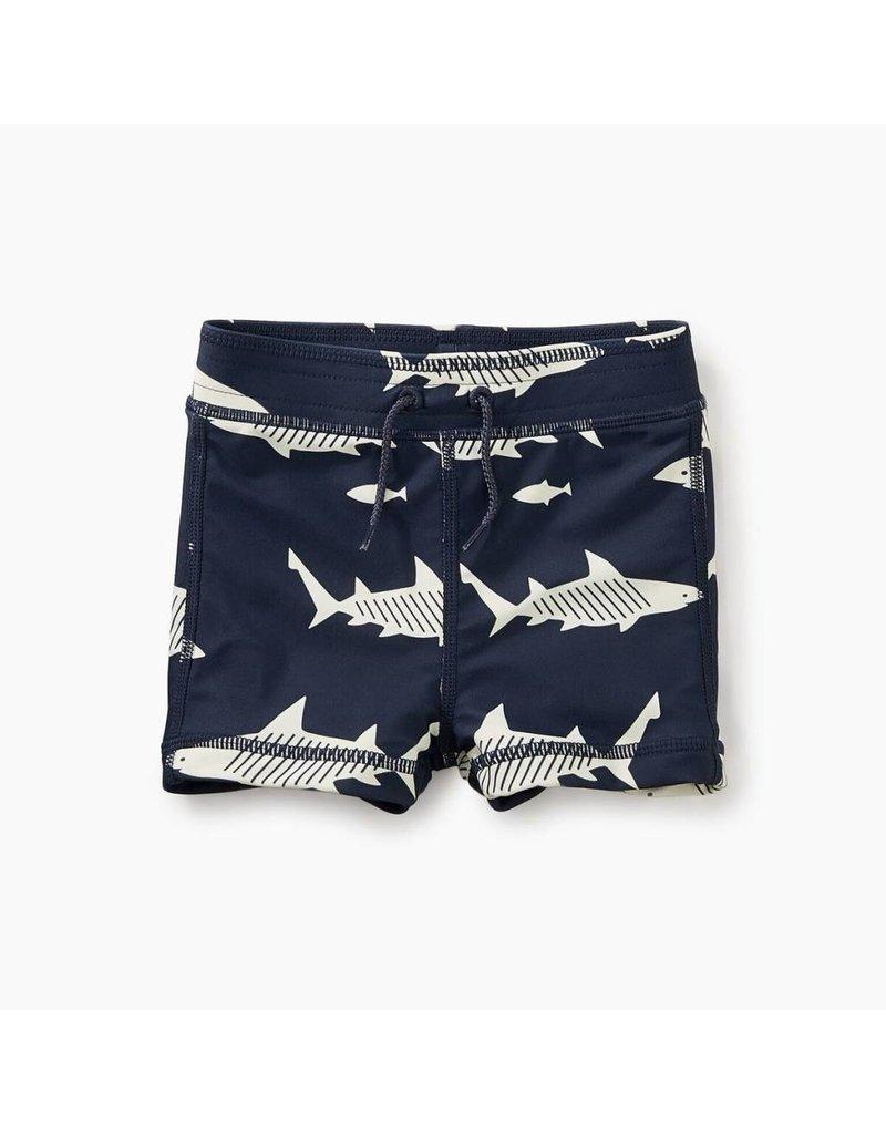 Tea Collection Tea Collection|Shark Swim Shorties