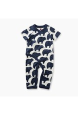 Tea Collection Tea Collection|Bears Wrap Romper