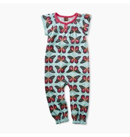 Tea Collection Tea Collection  Butterfly Smocked Romper