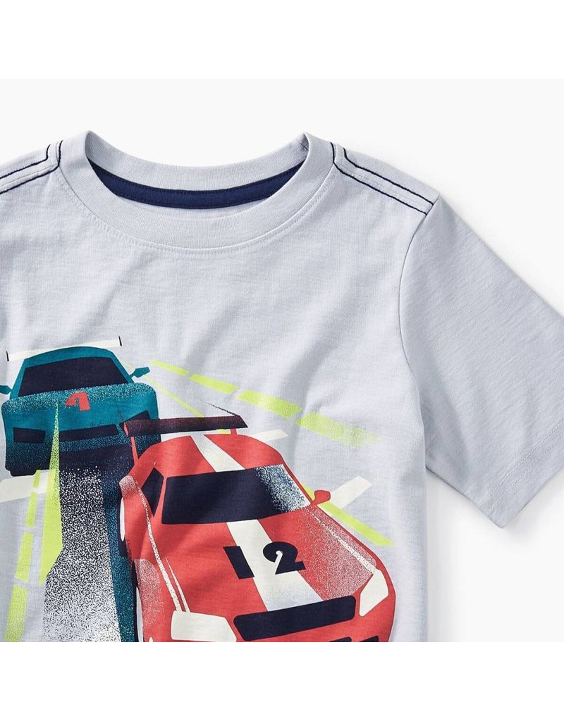 Tea Collection Tea Collection| Race Car Graphic Tee