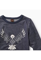 Tea Collection Tea Collection| Eagle Graphic Sweatshirt