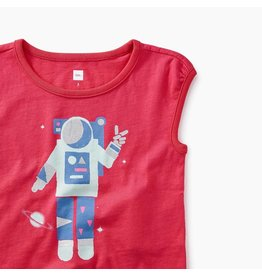 Tea Collection Tea Collection| Space Girl Graphic Tee