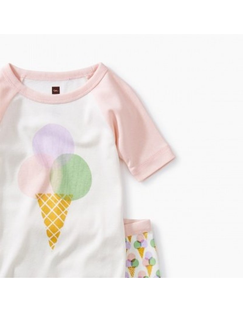 Tea Collection Ice Cream PJ Set by Tea Collection