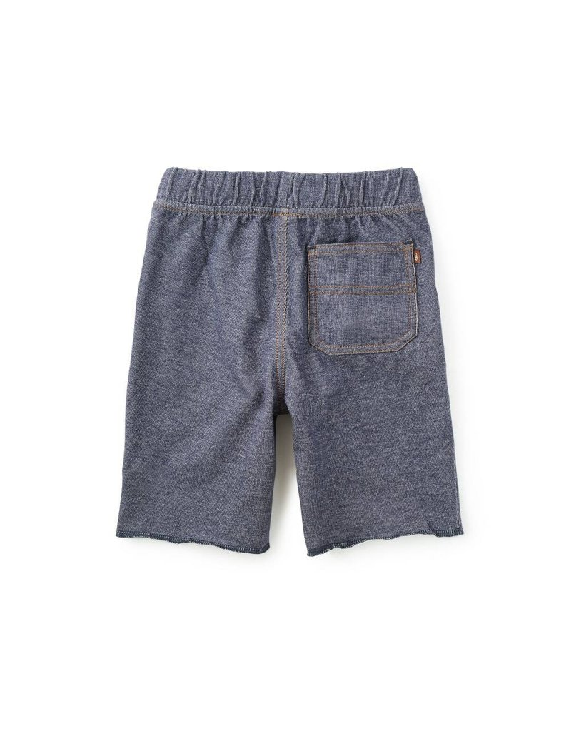 Tea Collection Tea Collection   Denim Like French Terry Shorts