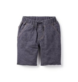 Tea Collection Tea Collection | Denim Like French Terry Shorts