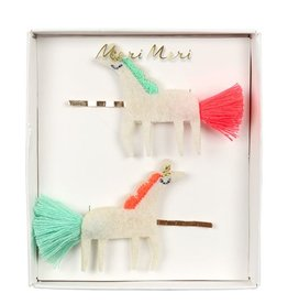 Meri Meri Meri Meri | Unicorn Tails Hair Slides