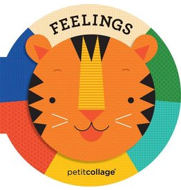 Petit Collage Petit Collage|  Feelings Board Book