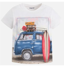 Mayoral Mayoral: Surf-Mobile Tee