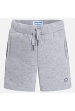 Mayoral Mayoral| Drawstring Fleece Shorts