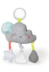 Skip*Hop Silver Lining Cloud Jitter Stroller Toy