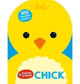 Sticker Friends: Chick