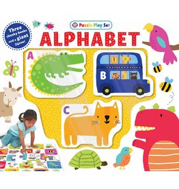 Alphabet Puzzle Play Set