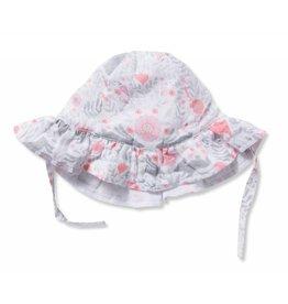 Angel Dear Angel Dear   Bunny Damask Sun Hat