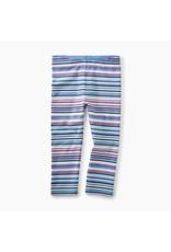 Tea Collection Multi Stripe Capri Legging
