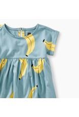 Tea Collection Banana Graphic Baby Dress