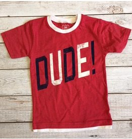 Wes & Willy Dude Tee (Toddler)