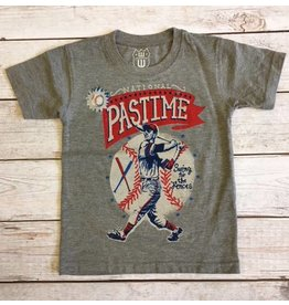 Wes & Willy Wes & Willy National Pastime Tee (Baby)
