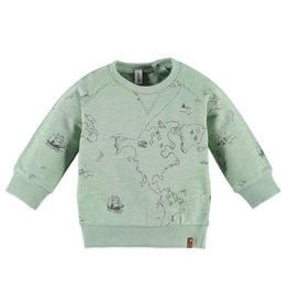 BabyFace Babyface | Treasure Map Sweatshirt
