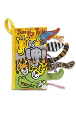 JellyCat JellyCat| Jungly Tails Book