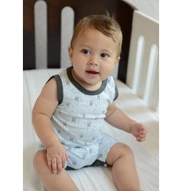Feather Baby | SlothTank Romper