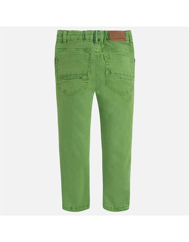 Mayoral Mayoral | Bright Twill Trousers