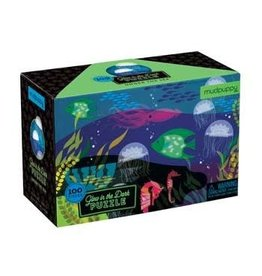 Glow in the Dark Puzzle   Under the Sea