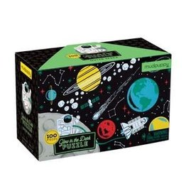 Glow in the Dark Puzzle | Outer Space