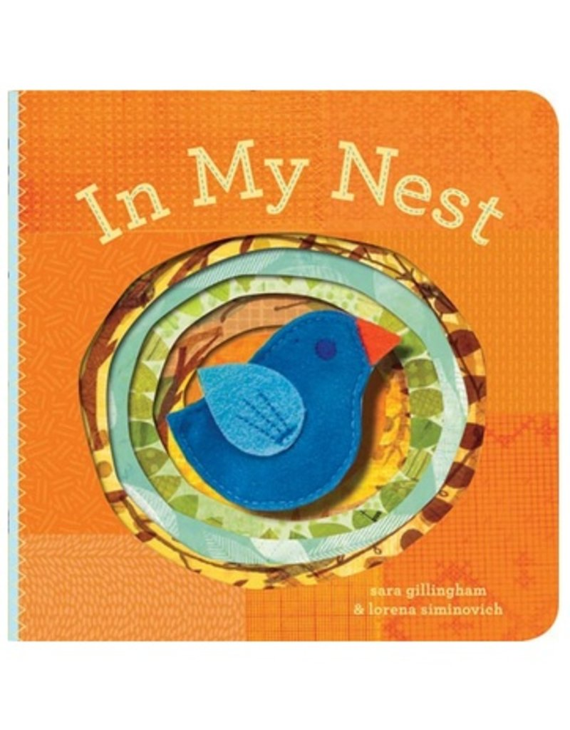 Finger Puppet Book | In My Nest