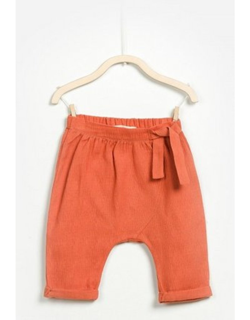 Play Up Tie Waist Baby Pants