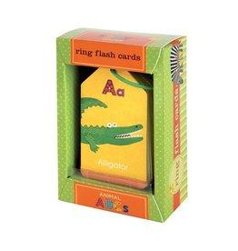 Animal ABC Ring Flash Cards