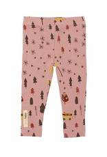 L'oved Baby L'oved Baby | Organic Leggings in Mauve Camp