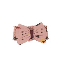 L'oved Baby L'oved Baby | Organic Bow Headband Mauve Camp