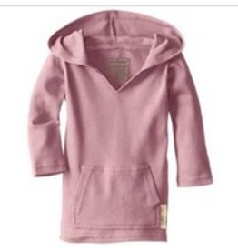 L'oved Baby L'oved Baby | Organic Hoodie in Mauve