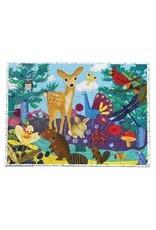 eeBoo Life on Earth 20 Piece Puzzle