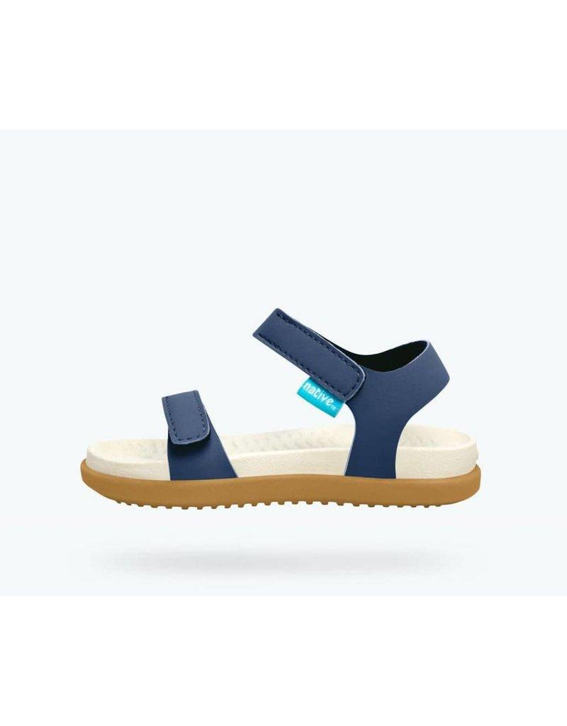 Native Shoes | Charley Sandal in Regatta Blue