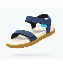 Native Shoes | Charley Sandal in Regatta Blue