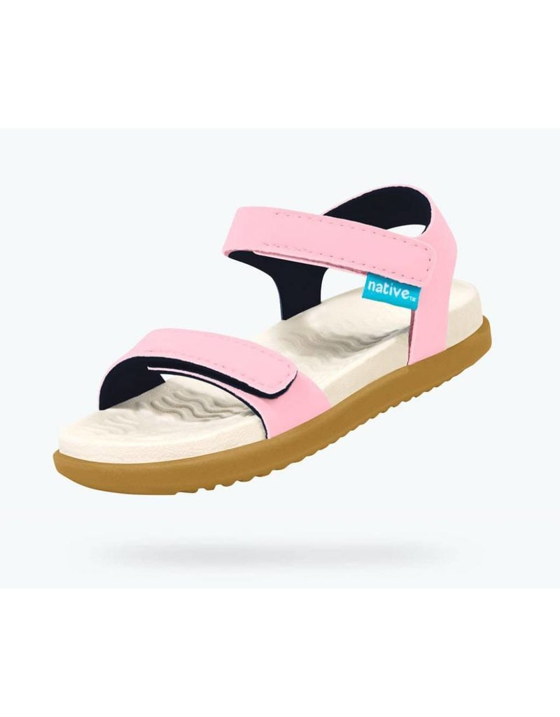 Native Shoes   Charley Sandal in Pink Princess