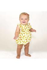 Pineapple Dress & Bloomer Set