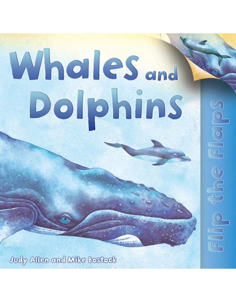 Flip the Flaps | Whales and Dolphins