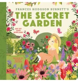 Gibbs Smith BabyLit Story Book | The Secret Garden