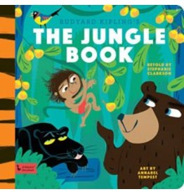 Gibbs Smith BabyLit Story Book | The Jungle Book