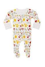 L'oved Baby L'oved Baby|Footed Overall