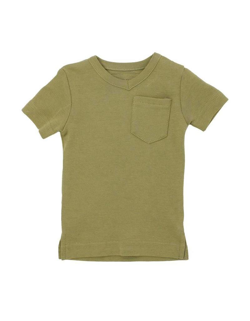 L'oved Baby L'oved Baby|Organic V-Neck Shirt