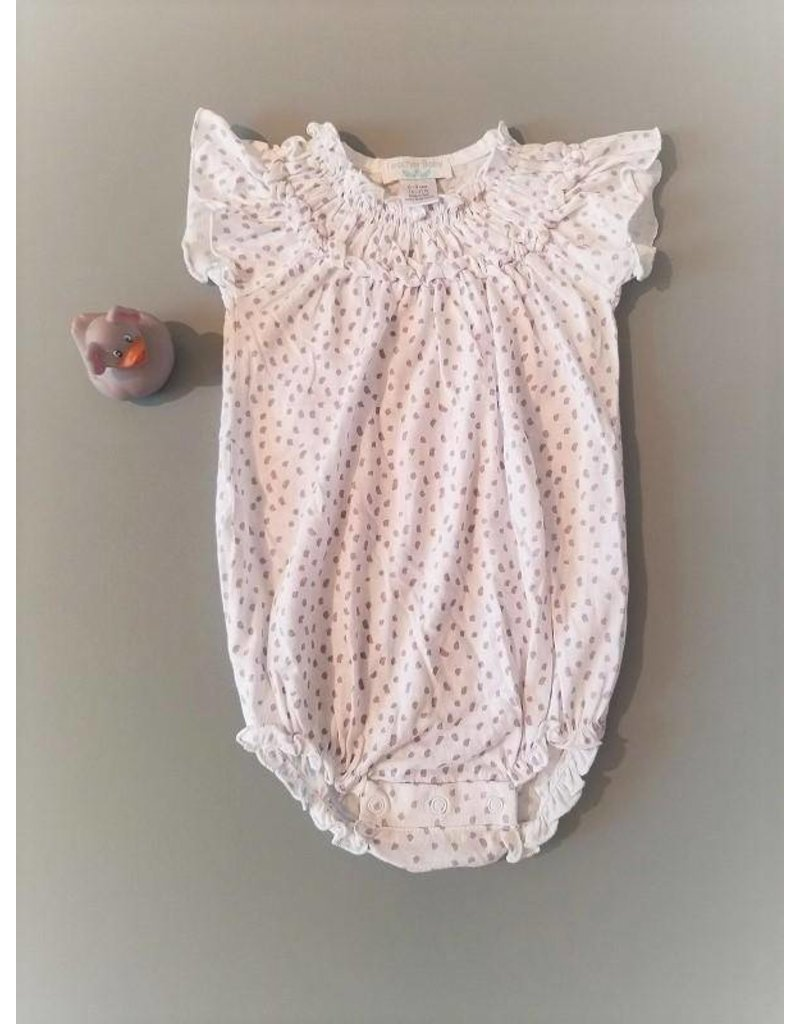 Feather Baby |Pintas Ruched Bubble