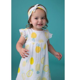 Angel Dear Angel Dear | Pineapple Toddler Dress