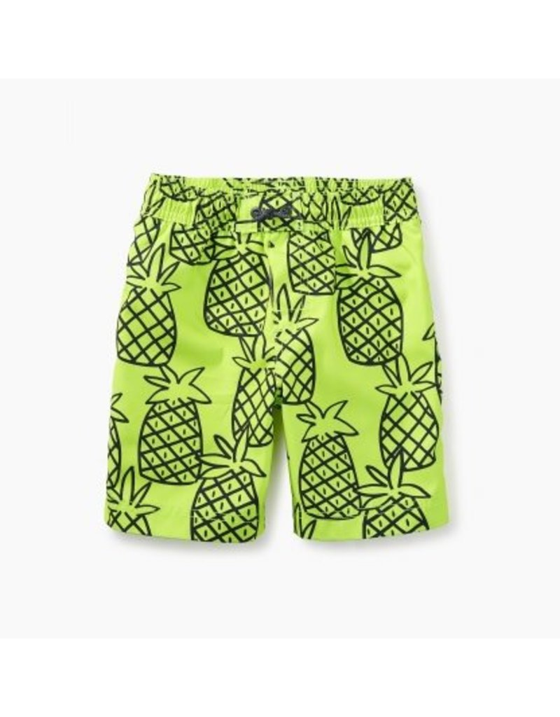 Tea Collection Tea Collection| Pineapples Swim Trunks