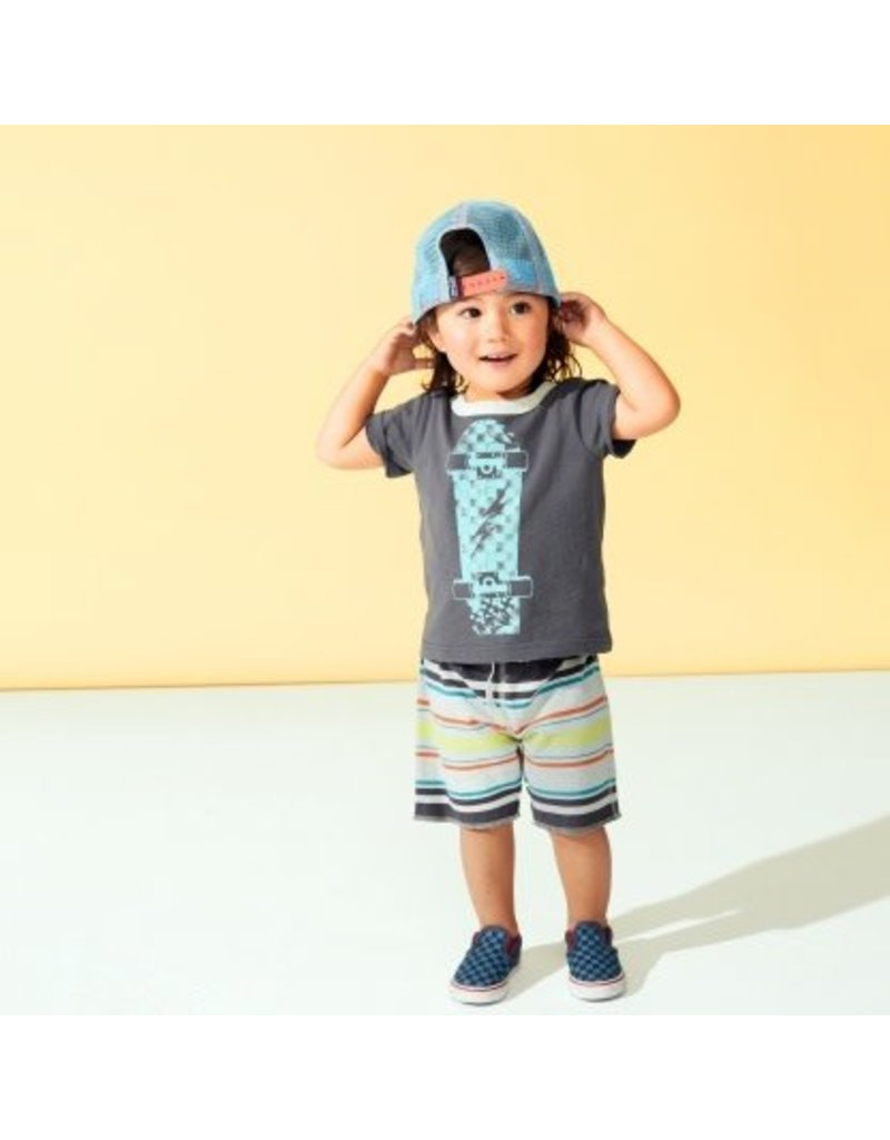 Tea Collection Tea Collection| Skateboard Baby Outfit