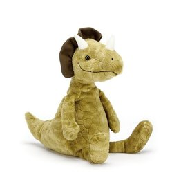 JellyCat Jelly Cat | Trevor Triceratops