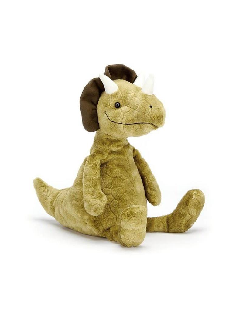JellyCat Jelly Cat|Trevor Triceratops