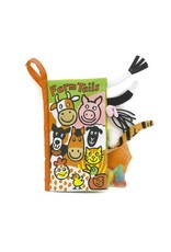 JellyCat Jelly Cat|Farm Tails Activity Book